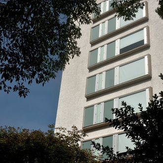Facade CityFlats Hotel