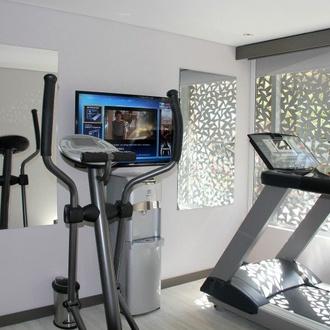 Wellness center CityFlats Hotel