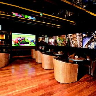 Honesty bar CityFlats Hotel
