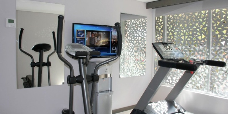 GYM CityFlats Hotel